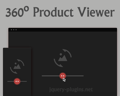 360 Degrees Product Viewer with CSS and Javascript