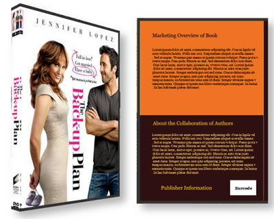 3DCoverjQuery – jQuery Plugin to Create Cover of Book, DVD etc.
