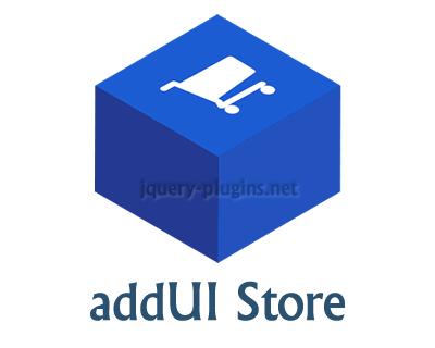 addUI Store – jQuery Shopping Cart