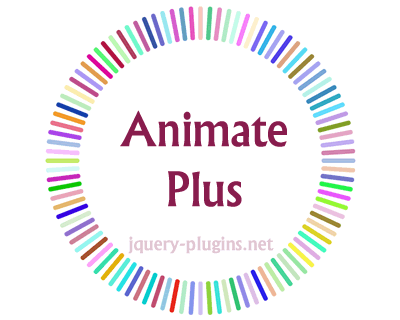 Animate Plus – JavaScript Library for CSS and SVG Animation