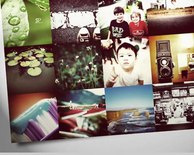 Animated Responsive Image Grid jQuery Plugin