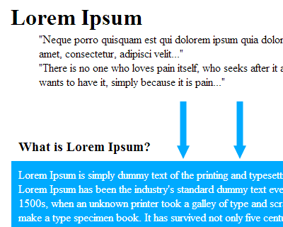 Js Scroll To Element