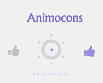 Animocons – Animated Icons with mo.js