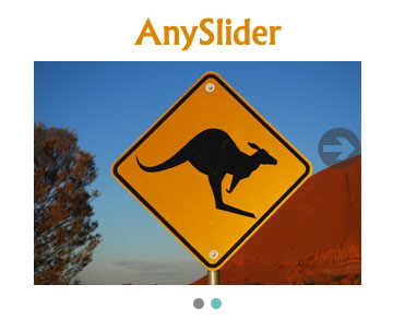 AnySlider – Responsive jQuery Slider for Any Kind of Content