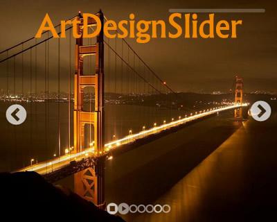 ArtDesignSlider – Responsive jQuery Image Slider