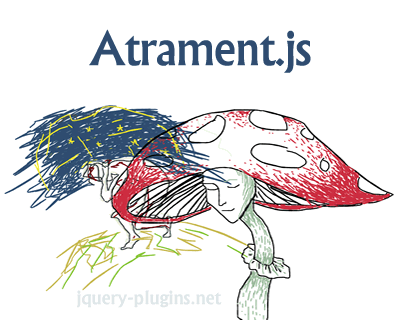 Atrament.js – Javascript Library for Drawing and Handwriting on the HTML Canvas