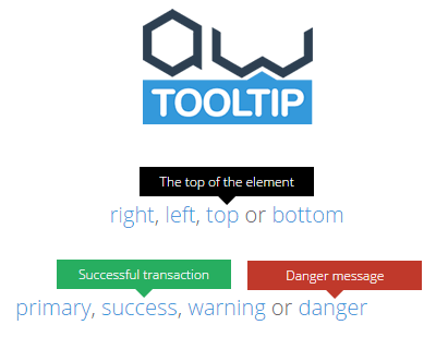 awTooltip – CSS Based Tooltip with jQuery