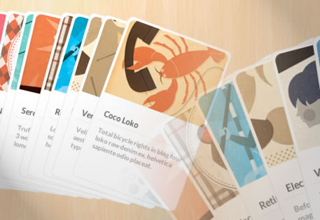 card effect | jQuery Plugins