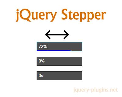 Basic Stepper – Lightweight jQuery Input Stepper
