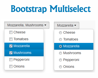 Bootstrap Multiselect | jQuery Plugins