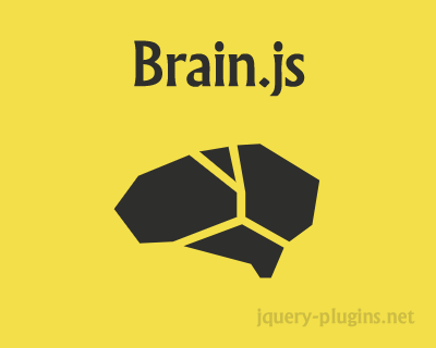 Brain.js – JavaScript Library for Building Neural Networks