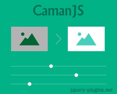 CamanJS – Javascript Image Manipulation