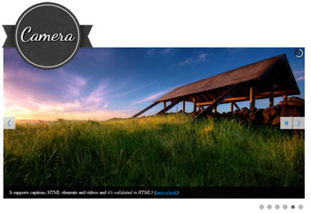 Camera -  Free jQuery Slideshow