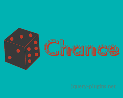 Chance – Random Generator Helper for JavaScript