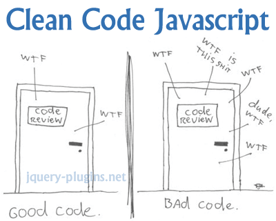 Clean Code Concepts Adapted for JavaScript