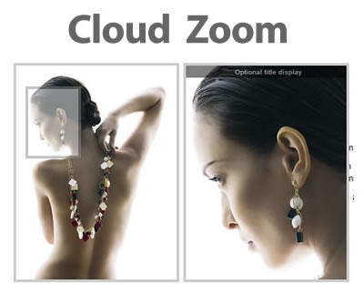 Cloud Zoom – jQuery Image Zoom Plugin