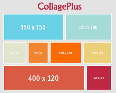 CollagePlus – Image Gallery Plugin for jQuery