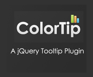 Colortip – jQuery Tooltip Plugin