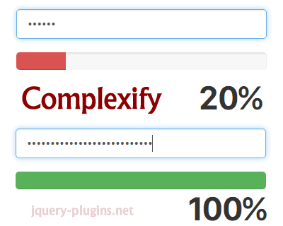 Complexify – jQuery Plugin to Create Strong Passwords