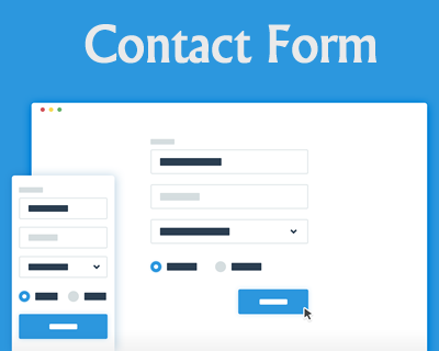 Contact Form – Simple and Easy to Customize Contact Form