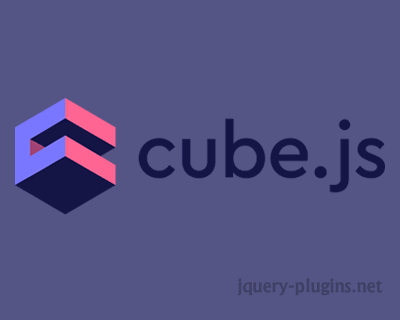 Cube.js – Open Source Serverless Analytics Framework