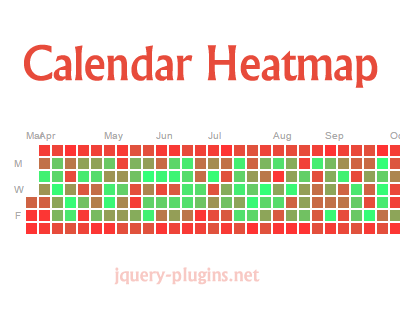 D3 Calendar Heatmap