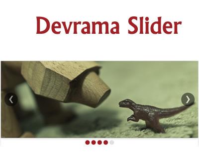 Devrama Slider – jQuery Image/HTML Slider Plugin