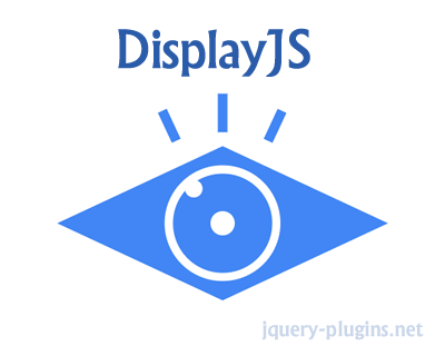 DisplayJS – Simple JavaScript Framework for Building Ambitious UIs