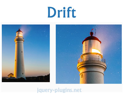 Drift – Javascript Zoom On Hover Plugin