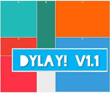 DyLay – jQuery Dynamic Layout Plugin