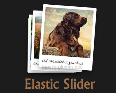 Elastic Slider – Mobile Friendly Photo Slider