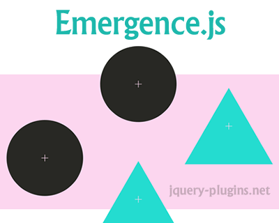 Emergence.js – Detect Element Visibility in the Browser