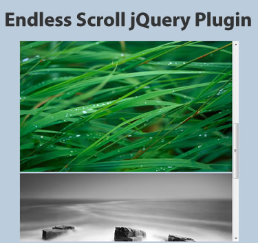 Endless Scroll jQuery Plugin