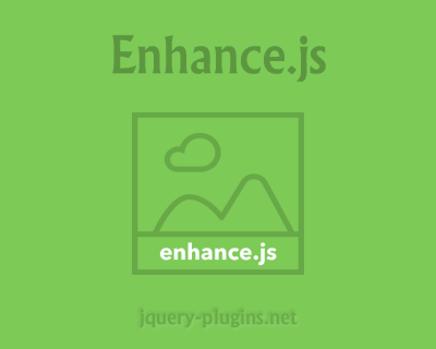 Enhance.js – Zoom & Dynamically Crop Images