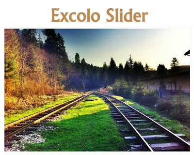 Excolo Slider – Responsive Touch Enabled jQuery Slider