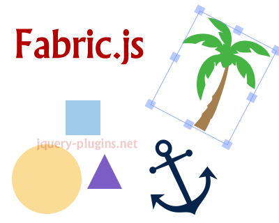 Fabric.js – Javascript Canvas Library