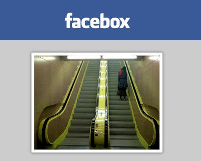 Facebox – Facebook Style Lightbox