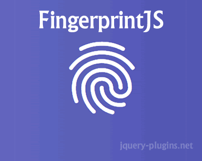 FingerprintJS – Modern & Flexible Browser Fingerprinting Library