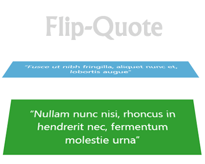Flip-Quote – Create Pull-Quote That Flips on Scroll