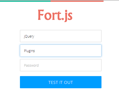 Fort.js – Modern Progress Bar for Form Completion