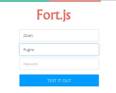 Fort.js – Modern Progress Bar for Form Completion