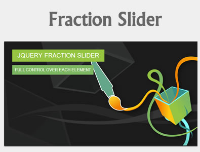Fraction Slider – jQuery Plugin for Image/Text Sliders
