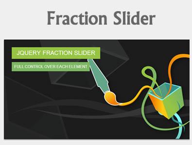 Fraction Slider – jQuery Plugin for Image/Text Sliders