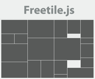 Freetile – jQuery Layout Plugin