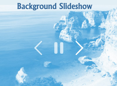 Fullscreen Background Slideshow with Autoplay