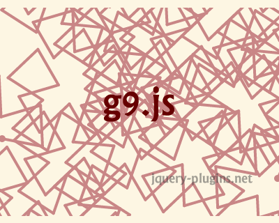 g9.js – Automatically Interactive Graphics for the Web