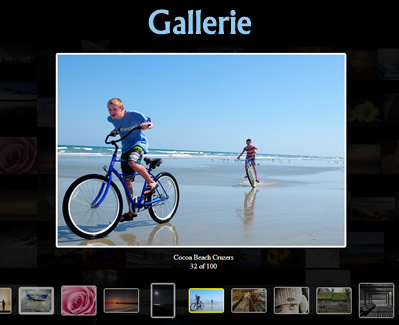 Gallerie – Lightbox Like jQuery Gallery Plugin