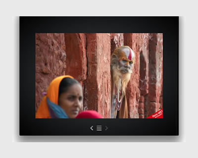 Glisse.js - jQuery Photo Viewer