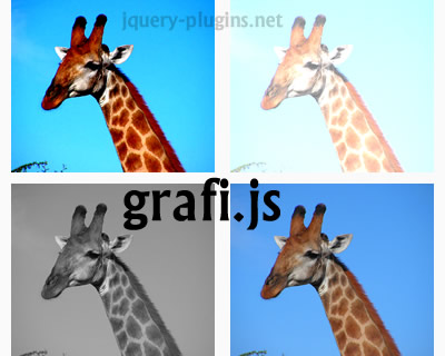 grafi.js – JavaScript Image Processing Library
