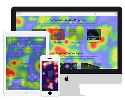 heatmap.js – Dynamic Heatmaps for the Web